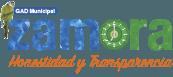 Municipio de Zamora Logo