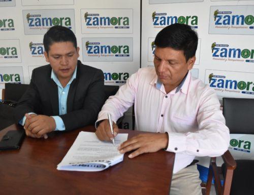 Construirán cancha de uso múltiple en el barrio Cuzuntza Bajo.