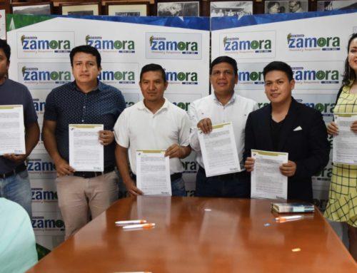 Municipio de Zamora impulsa eventos de carnaval en las parroquias rurales.